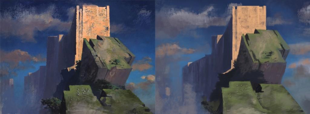 John Harris Color Study 1