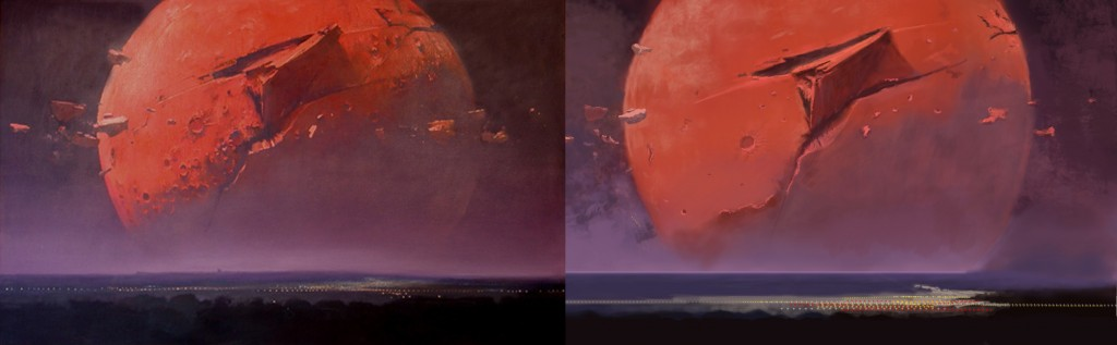 John Harris Color Study 2